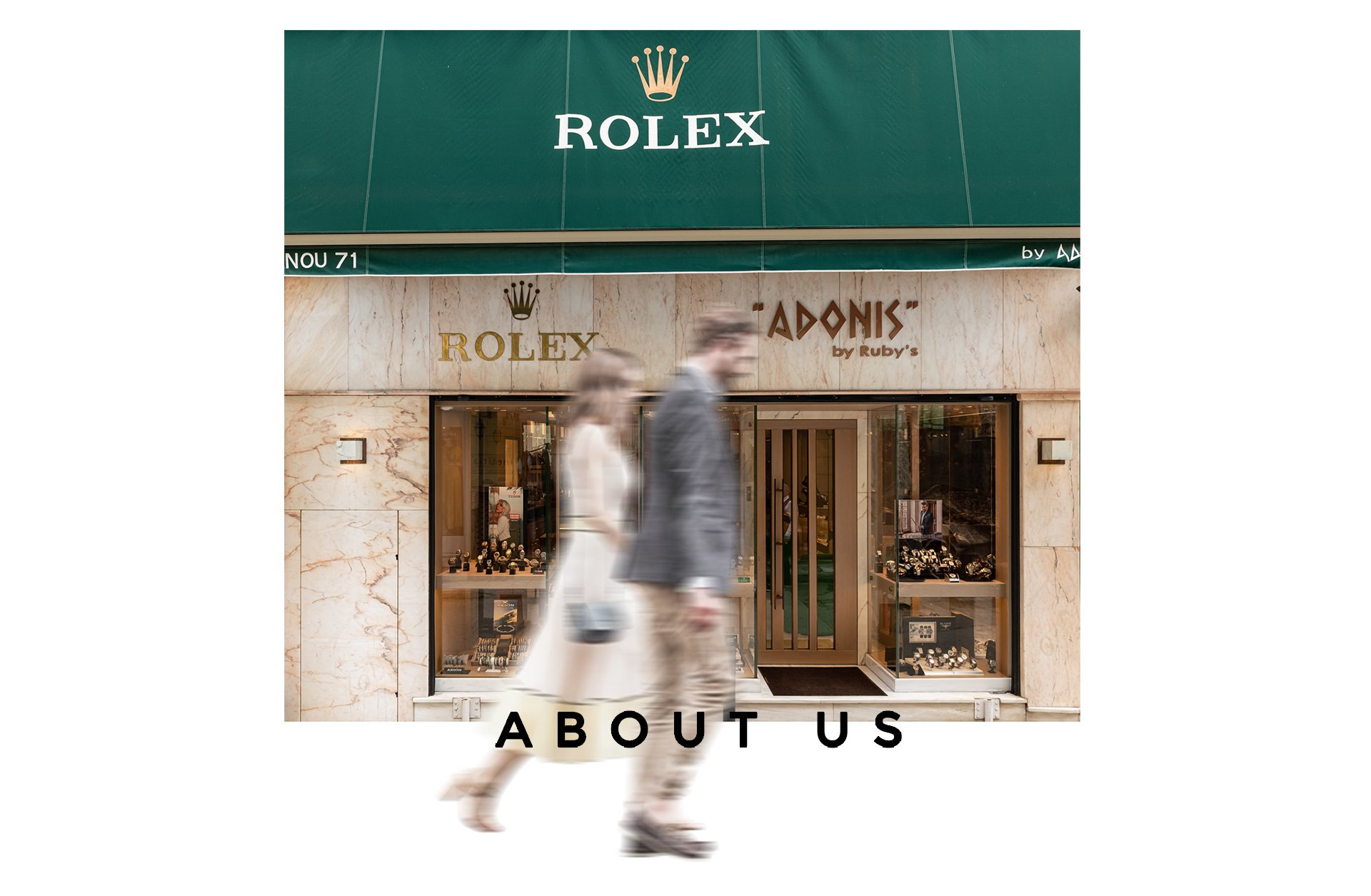 About Us Adonis Jewellery